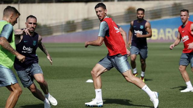 El nuevo Barça 2018-2019 ya está en marcha