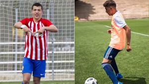 Pelayo y Carbonell son dos jugadores que mejorarían el nivel de la cantera del Barça