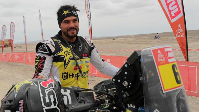Quintanilla tiene al alcance su primer Dakar y Al-Attiyah quiere el tercero
