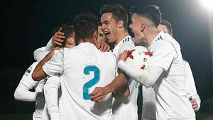 El Real Madrid blinda a su cantera