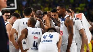 El Real Madrid se quedó a las puertas de la final de la Euroliga