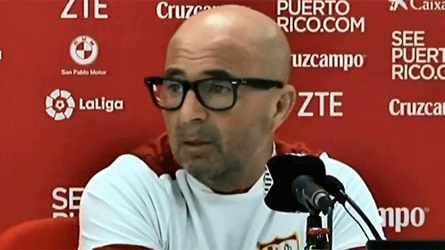 Sampaoli habló sobre la posibilidad de entrenar al Barça