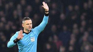 Skomina, el árbitro elegido para el Barça-Bayern