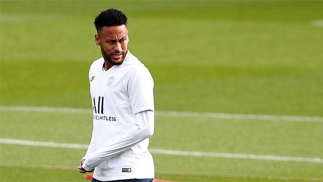 El TAS reduce la sanción a Neymar a dos partidos