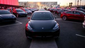 Tesla Model 3, el vehículo más importante de la marca.