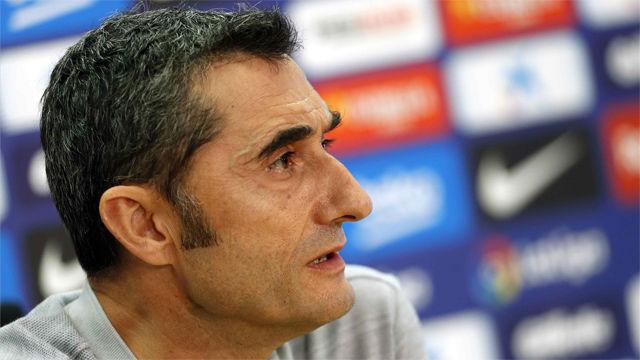 Valverde no se fía del Huesca