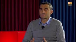 Valverde: La lesión de Dembélé ha sido muy cruel