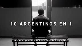 El vídeo de la espectacular promoción de Argentina por la vuelta de Messi