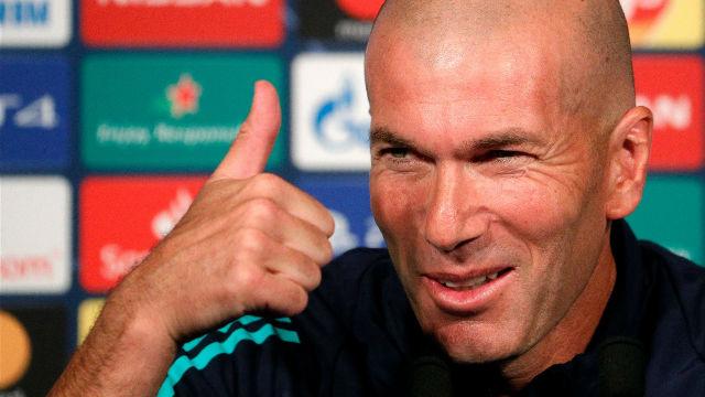Zidane: ¿BBH? ¿Has inventado tú eso?
