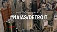 El Salón de Detroit se transforma.