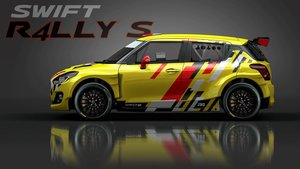 Suzuki Swift R4lly S.