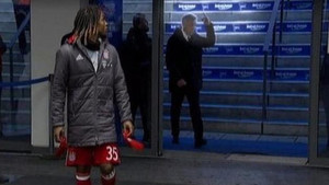 Ancelotti no aguantó el chaparrón en Berlín y contestó de mala manera