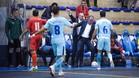 Andreu Plaza destacó el excelente trabajo del equipo