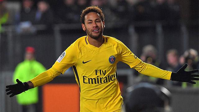 Así fue la exhibición majestuosa de Neymar (ES)