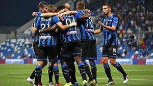 El Atalanta, clasificado para la próxima edición de la Champions League