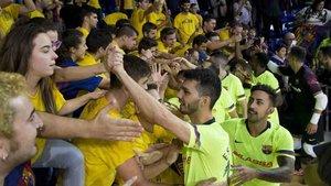 El Barça Lassa estará en la Final Four