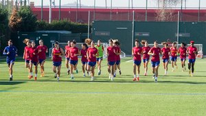 El Barça se medirá este sábado al Betis