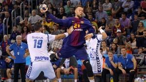 El Barça se medirá al Kielce en Dubai en diciembre