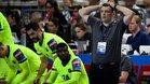 El Barça vuelve esta tarde al escenario en el que sufrió un enorme mazazo la pasada temporada