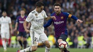 El Barcelona llega al partido tras vencer en dos ocasiones consecutivas al Real Madrid