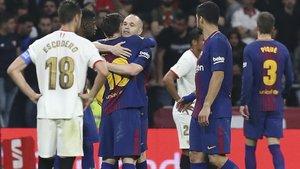 Barcelona y Sevilla reeditarán la final de la pasada temporada