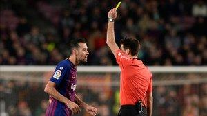 De Burgos Bengoechea regresa al Camp Nou