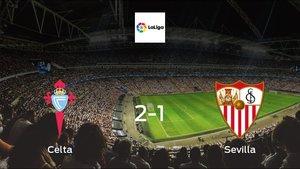 Celta cruise to a 2-1 win over Sevilla at Municipal de Balaidos
