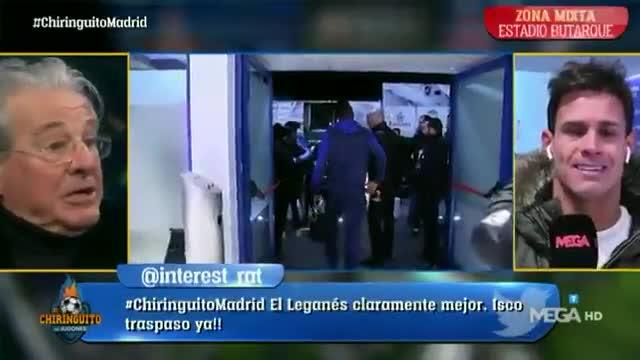 El Chiringuito critica duramente al Real Madrid