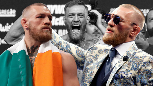 Connor McGregor se retira