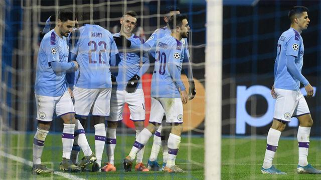 El Dinamo Zagreb paga los platos rotos del Manchester City