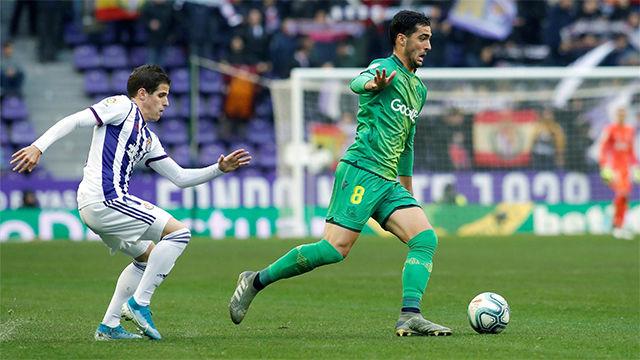 Empate a nada entre Real Sociedad y Valladolid