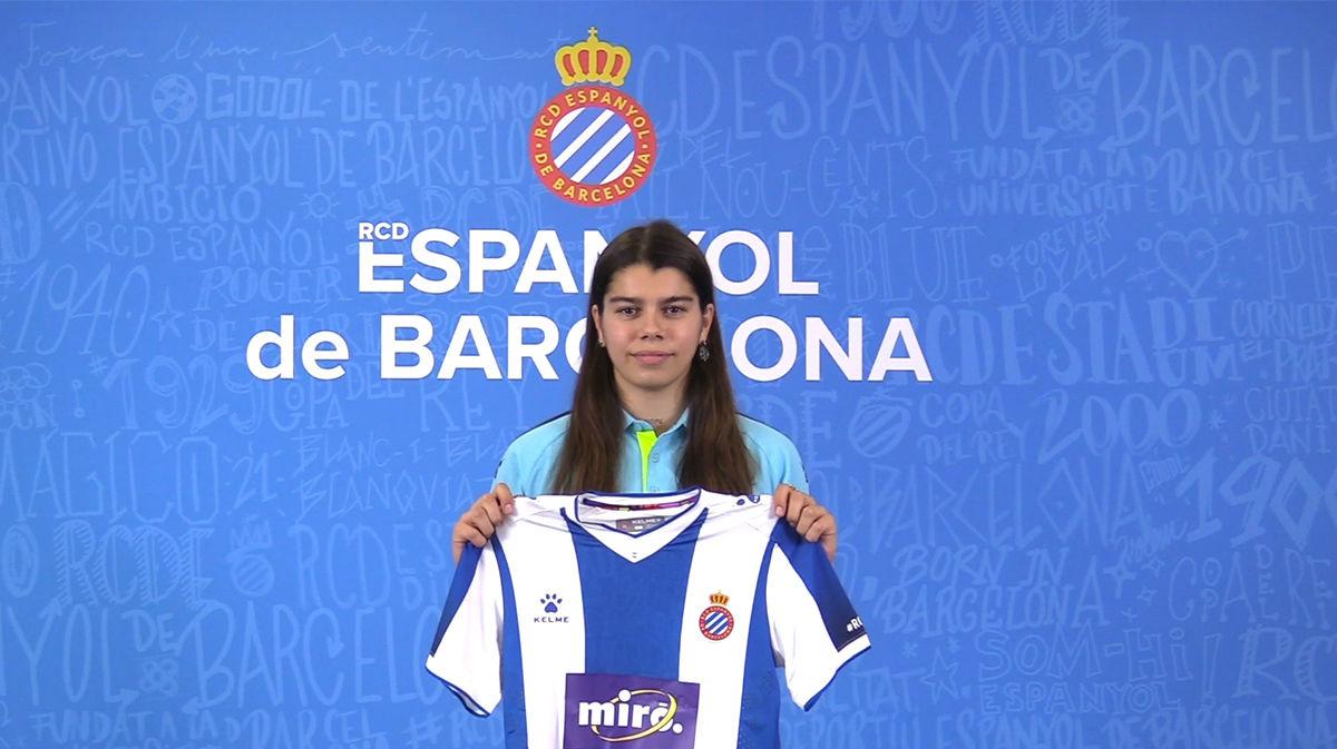 El Espanyol ficha a Nadezhda Karpova