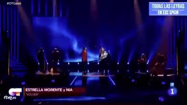 Estrella Morente crea polémica en OT 2020 después de su última actuación