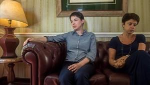 Fabiene Belle y Mara Paiva perdieron a sus maridos en el accidente del Chapecoense