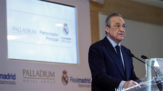 Florentino Pérez: Tenemos que recuperar el hambre de triunfos