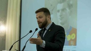 Gerard Figueras habló sobre el voto de censura