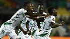 Golazo de Piqueti en el Camerún - Guinea Bissau de la Copa África