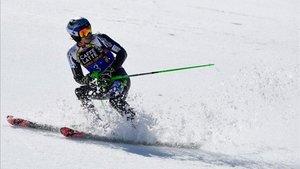 Grandvalira-Ensisa impresionó en la organización de las finales de Copa del Mundo de esquí alpino
