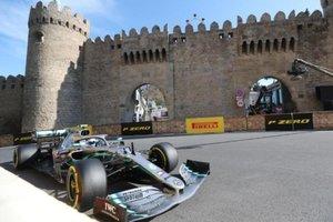 No habrá F1 en Baku este año
