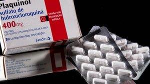 La hidroxicloroquina no funcionaría como tratamiento de la Covid-19 y la OMS lo frena