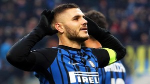 Icardi sueña ganar títulos con el Inter