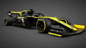 Imagen del nuevo Renault que ha sido presentado esta mañana