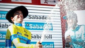 Izagirre llegará en perfecto estado a La Vuelta
