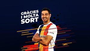 Javi Martos no seguirá en el FC Andorra