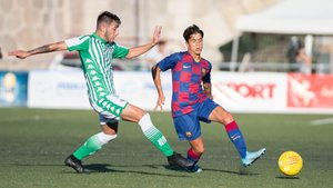 El Juvenil B del Barça, a la final de The Cup ante el Real Madrid