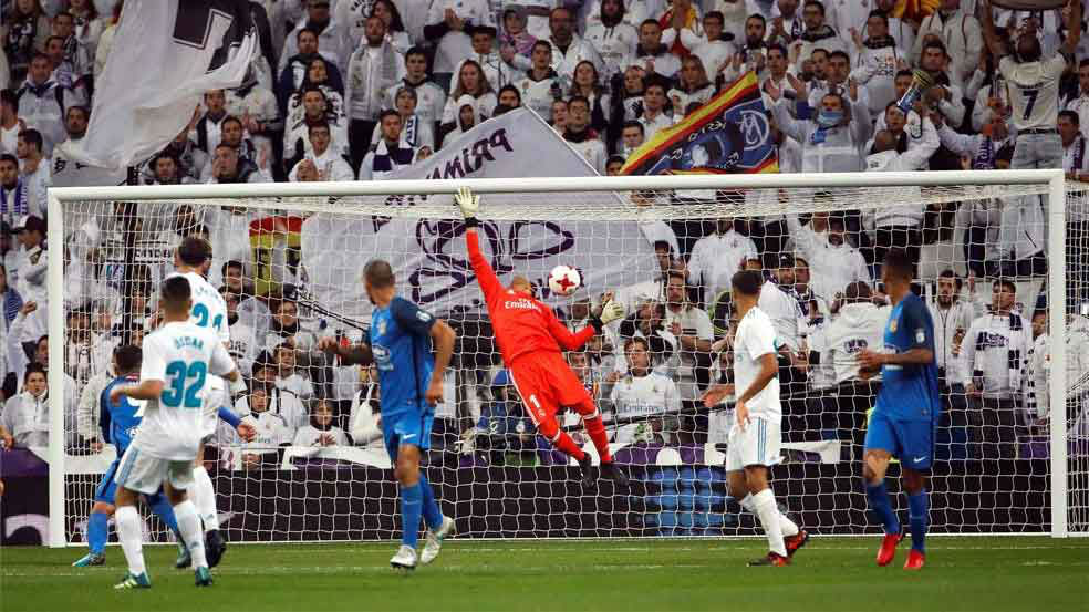 LACOPA | Real Madrid - Fuenlabrada (2-2): El gol de Luis Milla