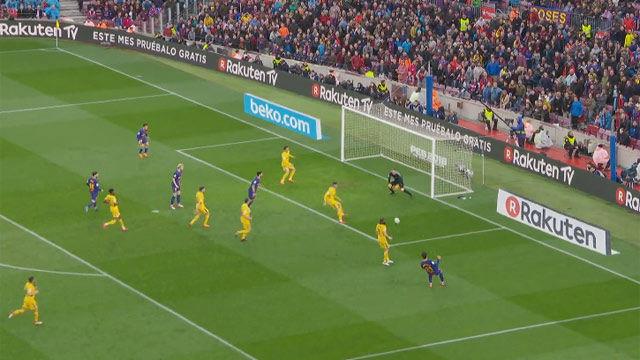 LALIGA | FC Barcelona - Atlético (1-0): El fallo de André Gomes