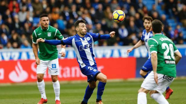 LALIGA | Munir marcó el 1-0 contra el Leganés