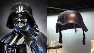 Las tropas de Sadam Hussein utilizaron cascos iguales a los de Darth Vader