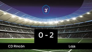 El Loja vence 0-2 frente al Rincón